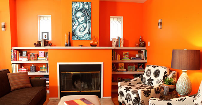 Interior Painting Services in Harrisburg